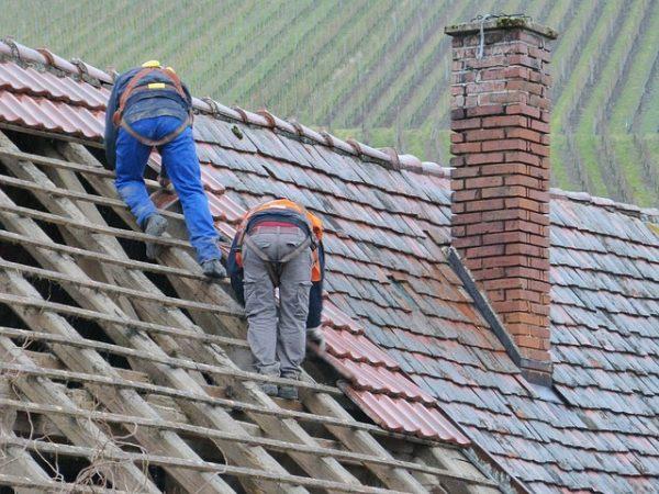 Comment pouvez-vous réparer la toiture de votre maison?